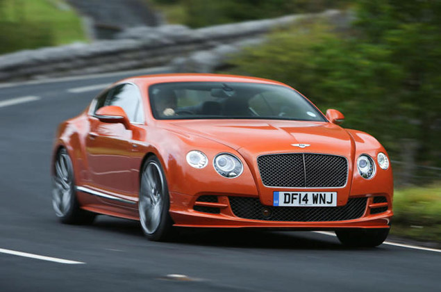 Bentley Continental GT Bentley