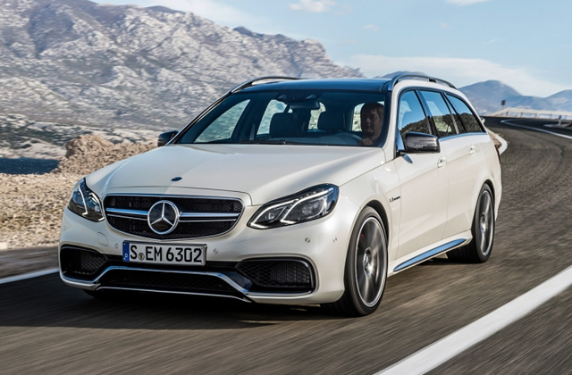 Mercedes-Benz E63 AMG S 4Matic Wagon